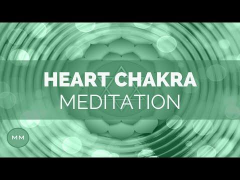 Heart Chakra Meditation | 512 Hz | Heart Chakra Frequency | Cleanse and Heal the Heart Chakra