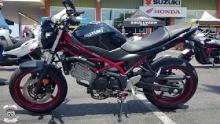 1. Rabid Hedgehog reviews the Suzuki SV650