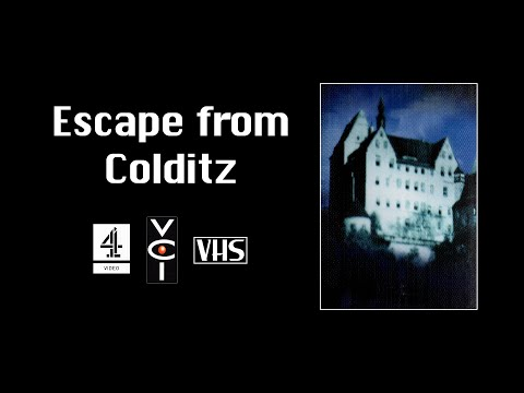 Escape From Colditz (2000) - Best of British (2/3) (VHS Quality)