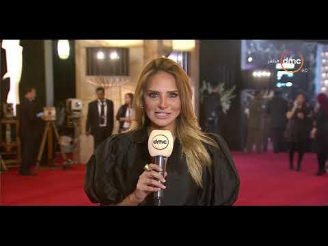 مذيعات dmc يقدمن الدورة الـ 40 لمهرجان القاهرة السينمائي الدولي