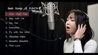Video 펀치 최고의 노래모음 - Best Songs of PUNCH (펀치) MP3, 3GP, MP4, WEBM, AVI, FLV Oktober 2018