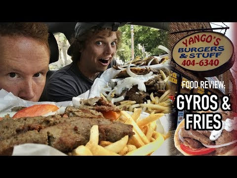 Yango's Gyro And Fries Food Review | Season 4, Episode 24