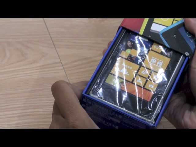 Trải nghiệm thử Nokia Lumia 520