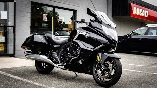 9. 2018 BMW K1600 Bagger | First Ride & Review