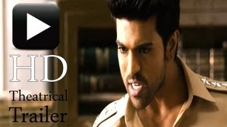 Thoofan - First Look Trailer - Official HD theatrical Trailer of Ram Charan's Thoofan / Zanjeer
