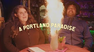 Being in Portland is like waking up and realizing that a crazy wonderful dream you had is real: there are s'mores xurros and...