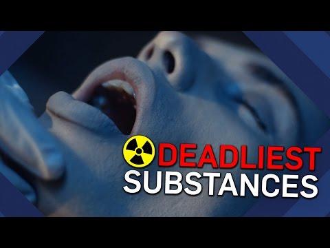5 Of The World's DEADLIEST Substances | Brit Lab