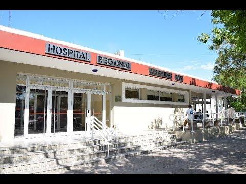 En el Hospital Zatti se realizó el primer operativo de donación multiorgánico del año