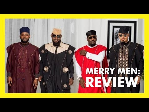 MERRY MEN THE REAL YORUBA DEMONS | Review Quickie
