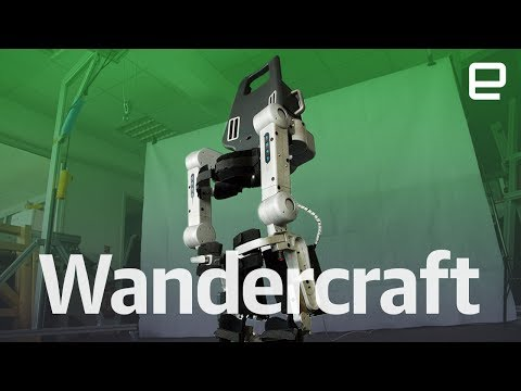 Wandercraft robotic exoskeleton for the disabled first look