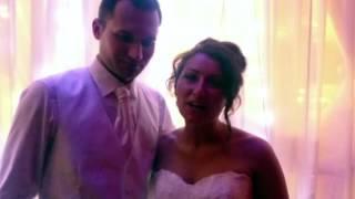Tamada Bewertung von Tamada Georg, Hochzeitssänger Ivan, Hochzeitssängerin Polina, DJ Jeff von Anastasia und Eugen