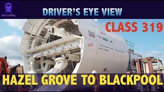 Video Hazel Grove to Blackpool via Bolton and Chorley MP3, 3GP, MP4, WEBM, AVI, FLV Agustus 2019