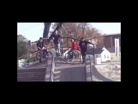 Skatepark Montage-[Williston,ND]