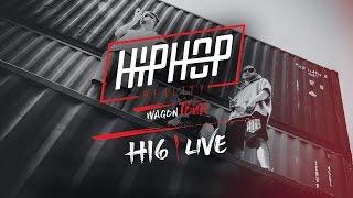Download Lagu HIP HOP REALITY WAGON TOUR #55 - H16 ( BRATISLAVA ) Mp3