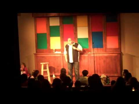 Funny Stand Up Comedy Video With Jokes On Being Out Of Shape & Sweating During Sex