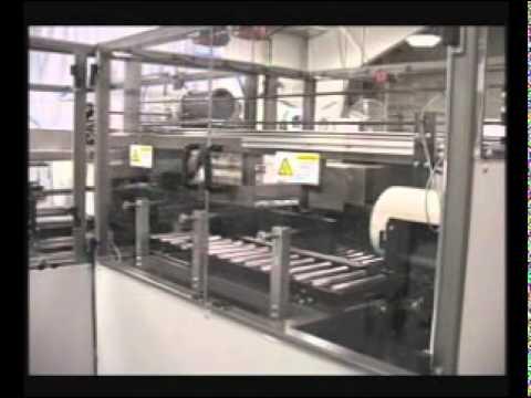 CHL Rolls of Aluminum Flashing Side Load Case Packer