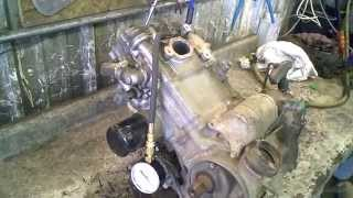 2. LOT 1925A 2006 Polaris Sportsman 500 EFI Engine Compression Test