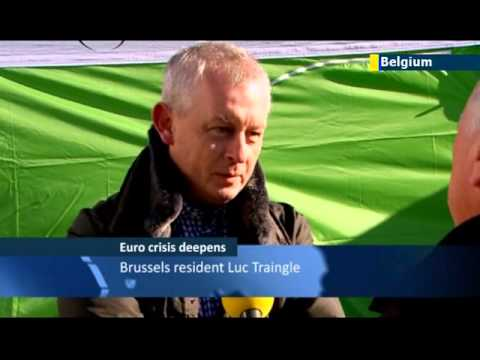 Brussels reacts to deepening Euro crisis