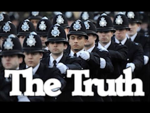 The British Police Farce & Why More Police AREN'T Needed