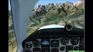 Camaleno Spain  city photos gallery : Camaleño (LEH7) Visual Approach - The Spanish Luckla.