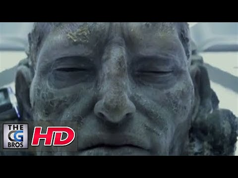 Animatronic - Not CGI, but wow, what an amazing animatronic showreel by the talented Gustav Hoegen! Gustav's specialty is Animatronic Effects, Prosthetic Makeup Effects fo...