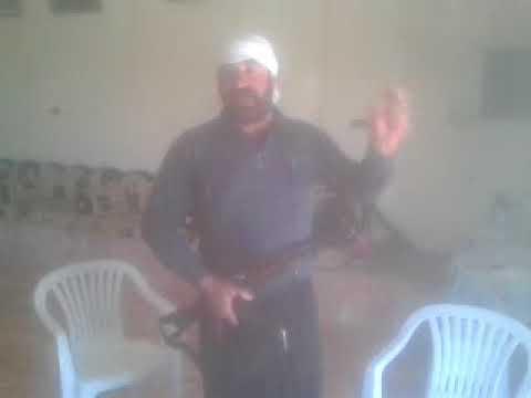 אבו עמאר מכפר שביקי בסוריה זועק תעזרו