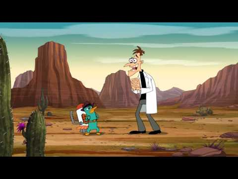 Phineas and Ferb 3.59 Clip