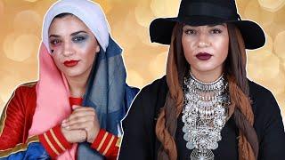 9 Halloween Hijab Looks