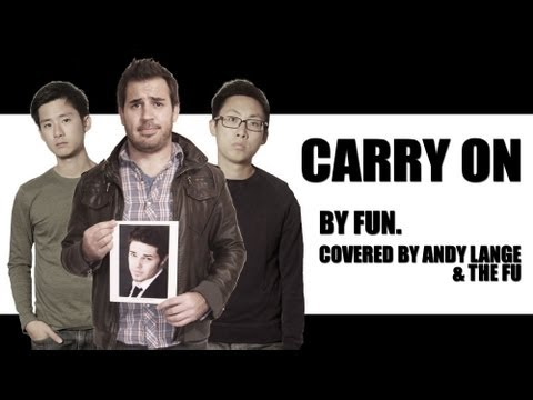 Andy Lange & the Fu - Carry On