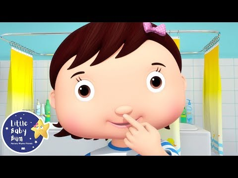 Eyes Ears Nose and Mouth - Little Baby Bum   Cartoons and Kids Songs   Songs for Kids