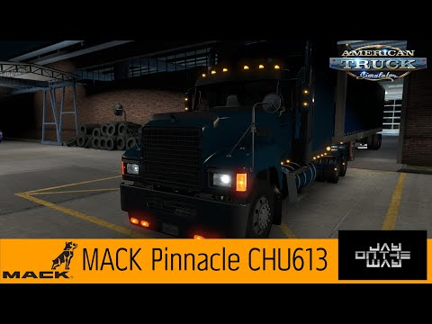 MACK Pinnacle CHU613 v1.26 1.35