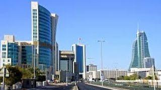 Drove through to Manama.