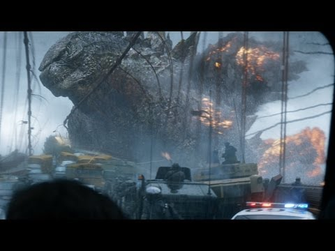 New Trailer for Godzilla