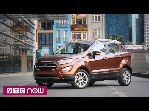 Trải nghiệm dòng xe gia đình Ford Ecosport 2018 | VTC1 - Thời lượng: 8 phút, 24 giây.