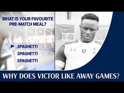 Video: Why does Victor Wanyama like away games?
