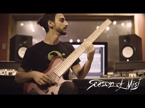 Beyond Creation - Entre Suffrage Et Mirage (studio playthrough video) online metal music video by BEYOND CREATION