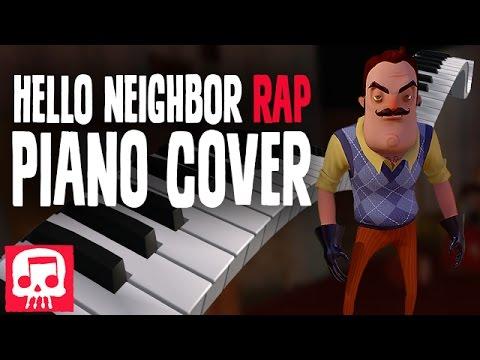 Hello Neighbor Rap - \