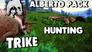 "The Isle - ALBERTOSAURUS PACK HUNT NEW TRICERATOPS, HUNTING & STALKING PREY ( Update Gameplay )😃  𝗦𝗨𝗕𝗦𝗖𝗥𝗜𝗕𝗘 ► http://bit.ly/SUB2ANTHOMNIA  ★ PREVIOUS EP! ► https://www.youtube.com/watch?v=R8DI7f1QQvgTURN ON NOTIFICATIONS BY CLICKING THE ""BELL"" BUTTON AFTER SUBSCRIBING!— MORE ARK SURVIVAL EVOLVED VIDEOS! —ARK 500 Giganotosaurus VS 100 Indominus Rex - https://youtu.be/U6lyqcEh2XkTotally Accurate Battle Simulator - https://youtu.be/xHUW8a5g2zwARK Survival Evolved 80 Badass Spinosaurus - https://youtu.be/sfmE69cR-HU20 TITANOSAUR VS 100 GIGANOTOSAURUS - https://youtu.be/bpb5dASXwx0 500 T REX VS TITANOSAUR, ALPHA REX VS TITANOSAUR - https://youtu.be/7d1JbcCL8qMGENESIS GOD OBLIVION VS LEVEL 30M DRAGON GOD & INDOMINUS - https://youtu.be/G2CILRT1vrU — FOLLOW ME ON SOCIAL MEDIA —» Twitter ➜ https://twitter.com/AnthomniaGAME » Facebook ➜ https://www.facebook.com/Anthomnia  Outro music: http://londonabove.bandcamp.com"