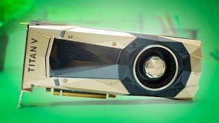 Early Access Hardware? NVIDIA's $3,000 Titan V!