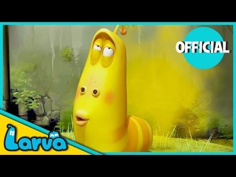 LARVA - FARTING COMPILATION  | 2017 Full Movie Cartoon | Videos For Kids | LARVA Official