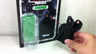 best Darth Sidious figure out there. check out the review.