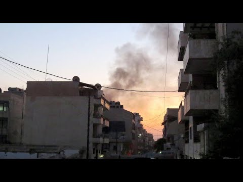 Syrien: Türkei bringt mehrere Dörfer im Norden unter  ...