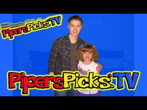 LUCAS GRABEEL INTERVIEW SWITCHED AT BIRTH & HIGH SCHOOL MUSICAL w PIPER REESE! (PiperPicks 046)