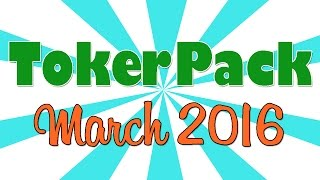 TOKERPACK UNBOXING!! (March 2016) by Strain Central