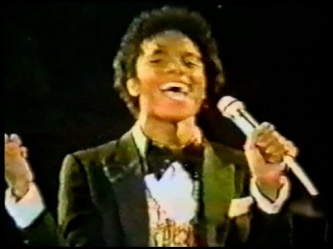 Michael Jackson - Rock With You - Live UNICEF 1979
