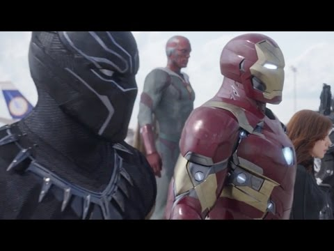 《美國隊長3》超級盃放送新預告 蟻人出現了!