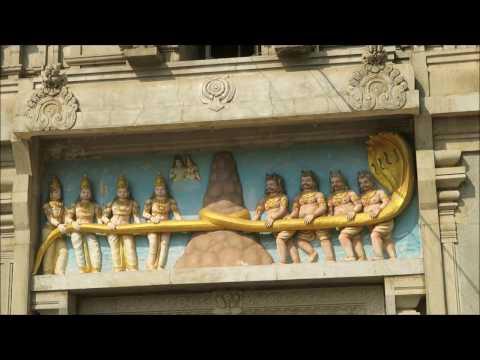 Índia VLOG 94 - Templo em Murudeshwar