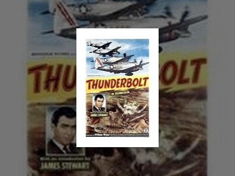 Thunderbolt - A documentary on the P-47 Thunderbolt fighter aircraft and its use in missions over Europe and the Pacific Theatre in the Second World War.