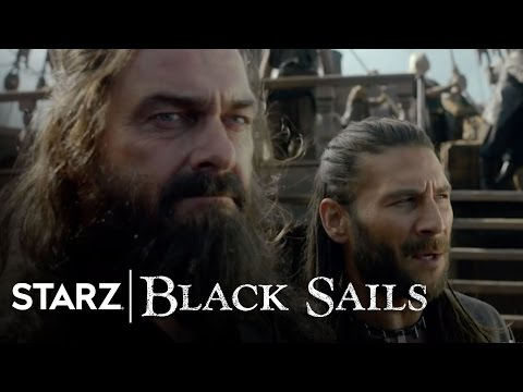 Black Sails 3.04 (Preview)