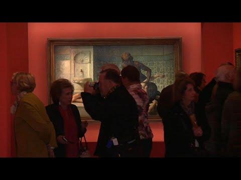Paris: 60 Meisterwerke - wie der Orient die europäische Malerei inspiriert(e)
